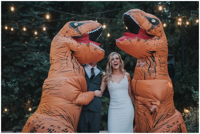 Fourth Street Gardens Boise Idaho Wedding