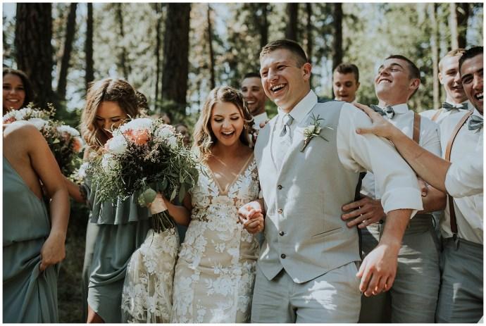 Moscow Idaho Wedding Photographer