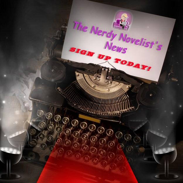 NerdyNovelistNews
