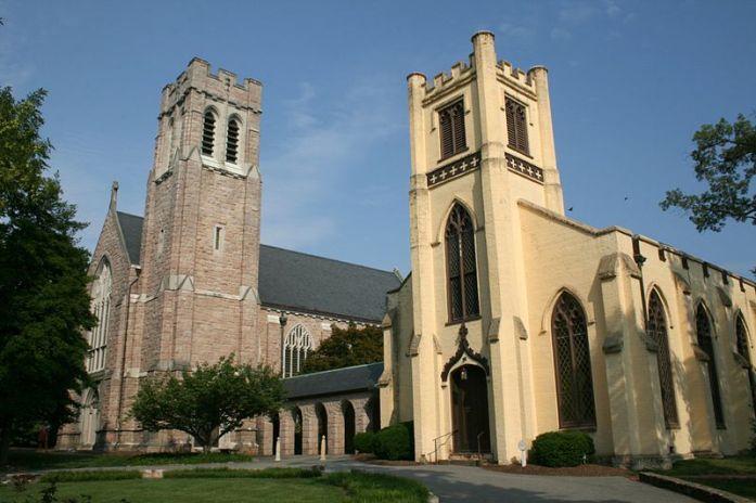 Chapel of the Cross, an Episcopal Parish in Chapel Hill, NC