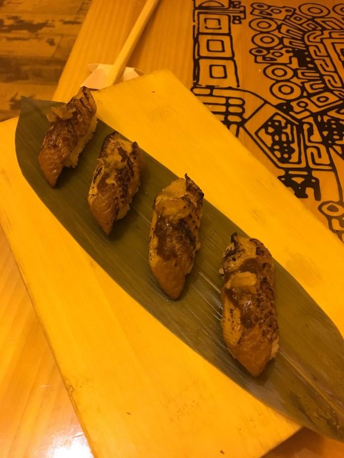 BBQ Eel Nigiri