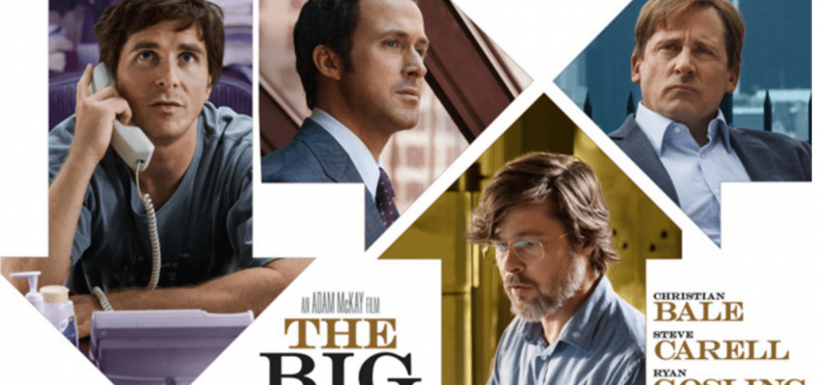The Big Short feature image