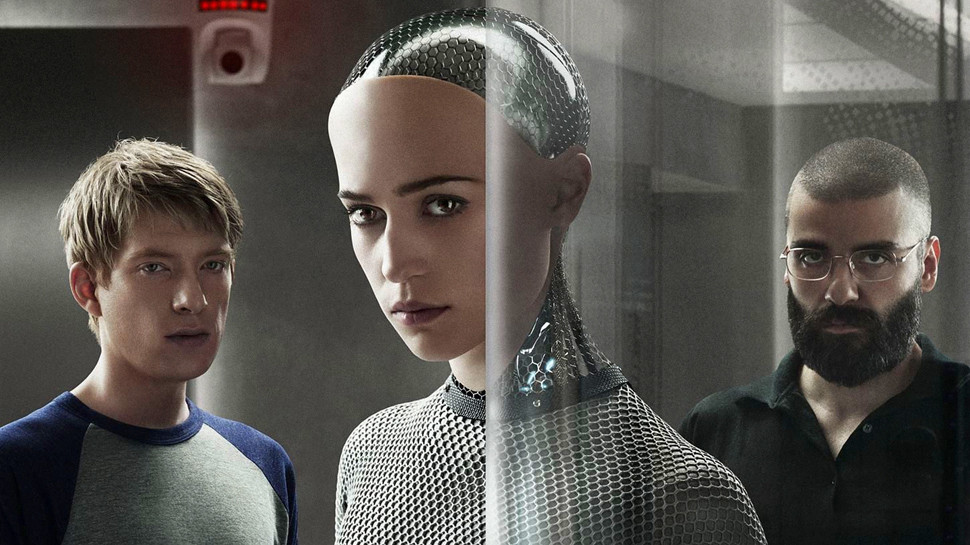 Ex Machina © 2015 - Universal Pictures International