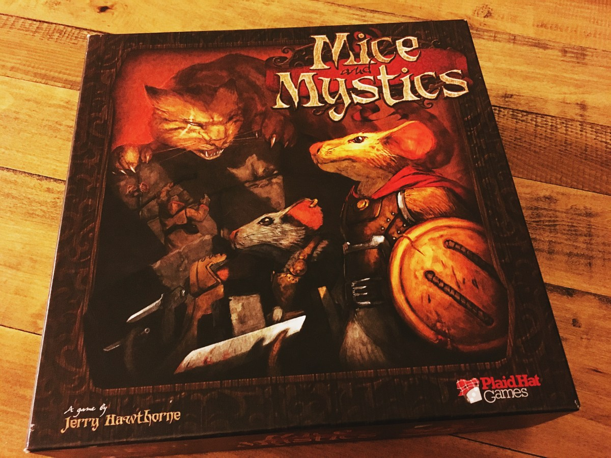 Mice and Mysitcs Box