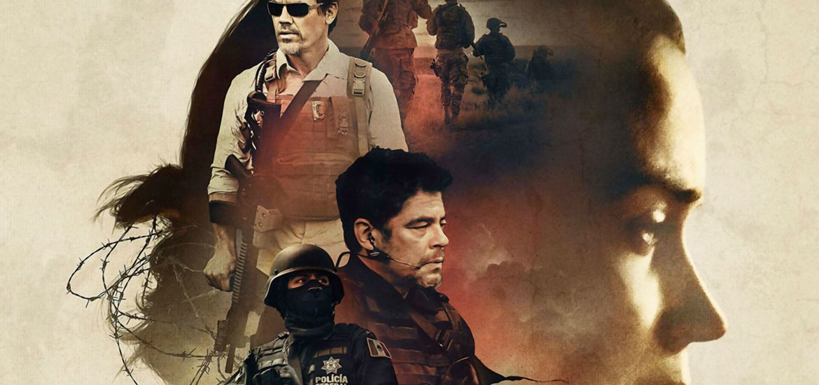 Sicario feature image, © 2015 - Lions Gate Films