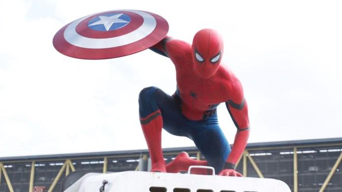 CA:CW Spiderman