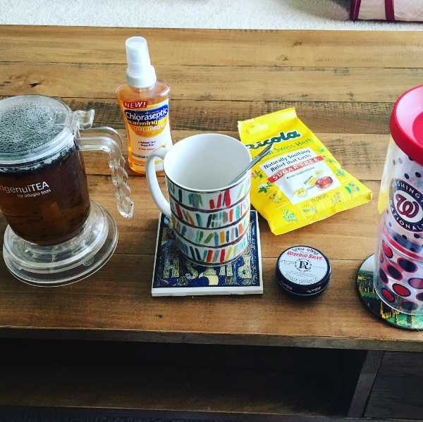 Sick day supplies