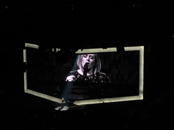 Adele Live 2016 at the Verizon Center.  So soulful.