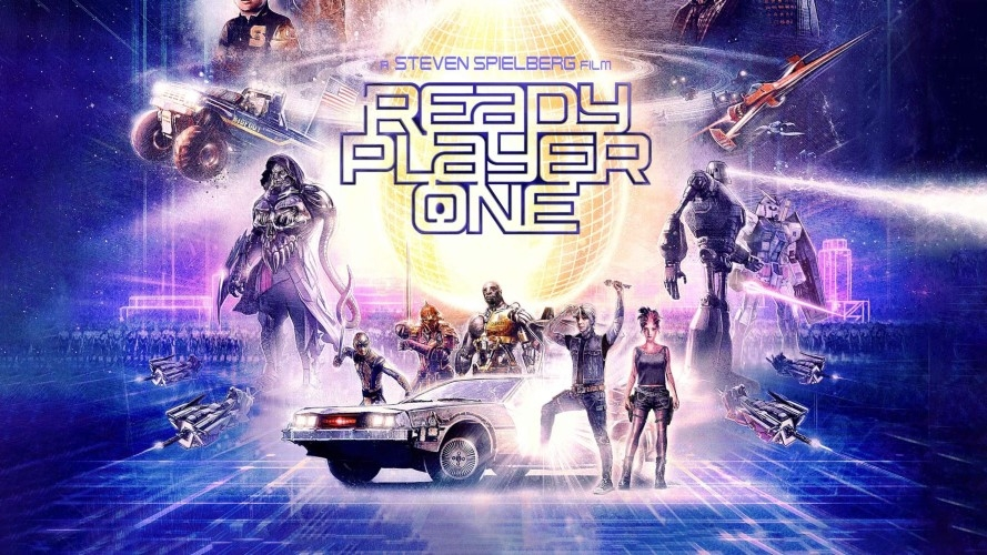 Movie – Ready Player One – Maggie Every Day