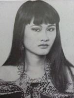 YEOH LIU HSIANG, Super Model of the World, Malaysia 1988