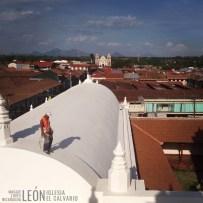 Iglesia El Calvario León Nicaragua