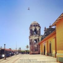 Iglesia San Juan de Dios León Nicaragua
