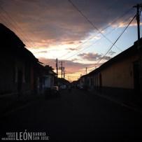 Barrio San Jose León Nicaragua
