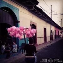 Barrio el Laborío León Nicaragua