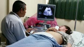 Ultraschall mit Dr. Flavio Morales
