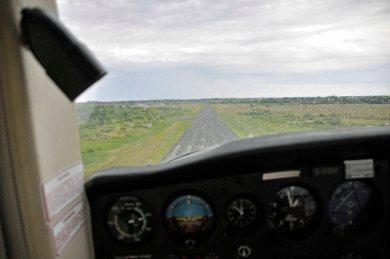 The Narrow Runway