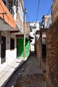 "Very narrow ""street"""