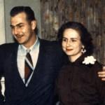 Cal & Penny Xmas 1947