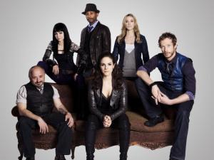 Show tagline:  Everyone has vampires.  We've got a succubus.