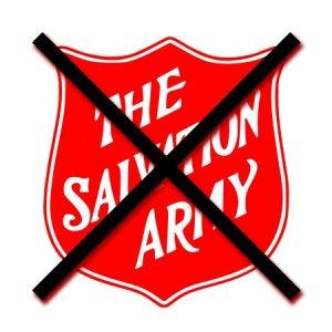 boycott Salvation Army