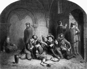 17th century prison