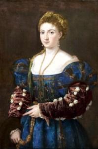 La Bella by Titian (1536)