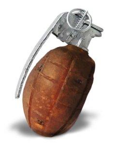 hot potato grenade