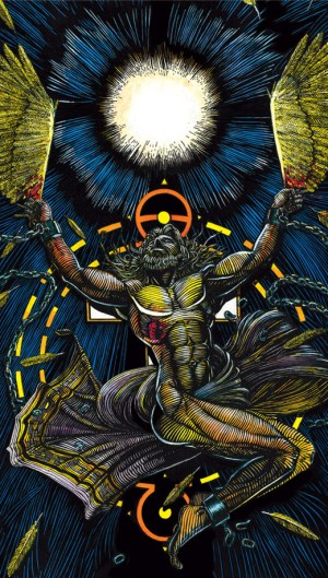 Prometheus Unbound by Tim Ogline
