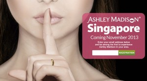 Ashley Madison Singapore