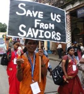 Save Us from Saviors