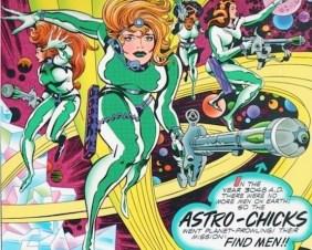 Astro-Chicks