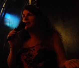 Maggie speaking at LOTR LA 6-5-14