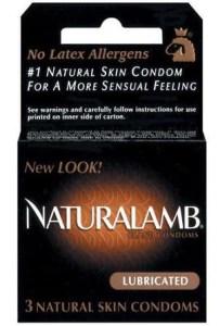 lambskin condoms