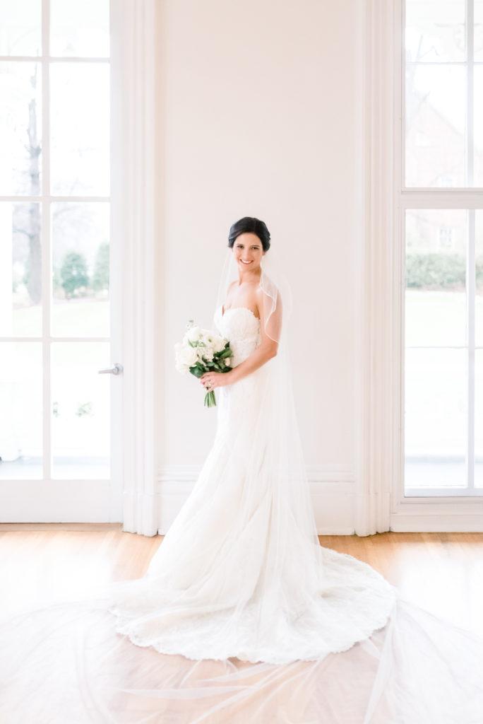 Merrimon-Wynne Bridal Session