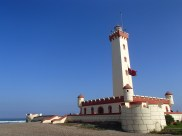 Lighthouse in La Serena