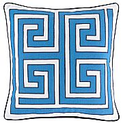 Happy Chic Greek Key Pillow $32