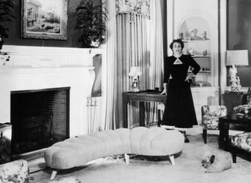 Celebrities such as Joan Crawford were so impressed with William Haines' taste in design, they hired him to update their own residences.