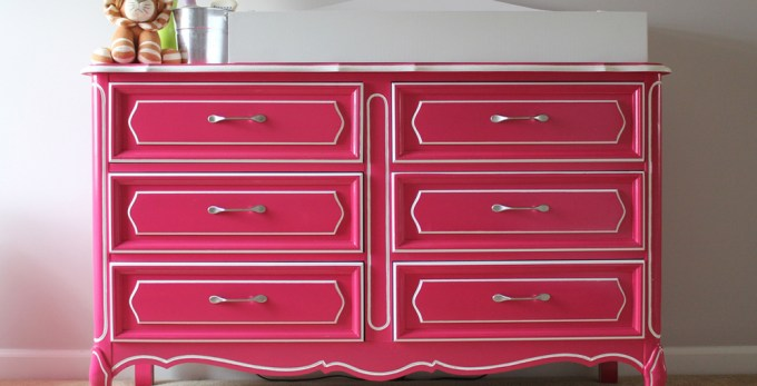 A gorgeous french provincial dresser by jRoxDesigns