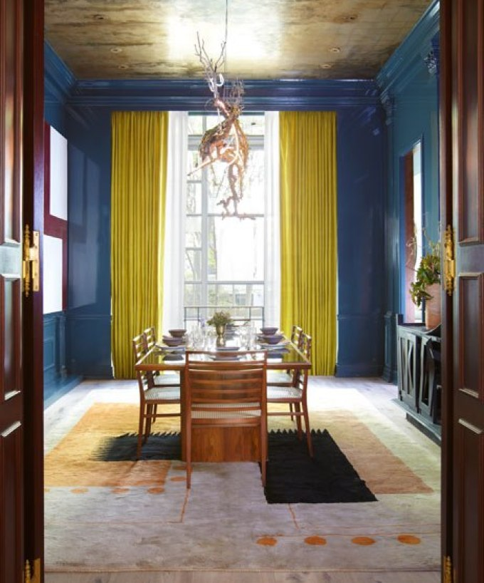 Kips Bay Decorator Show House via Architectural Digest