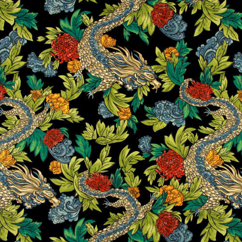 DwellStudio-Ming-Dragon-Fabric---Admiral