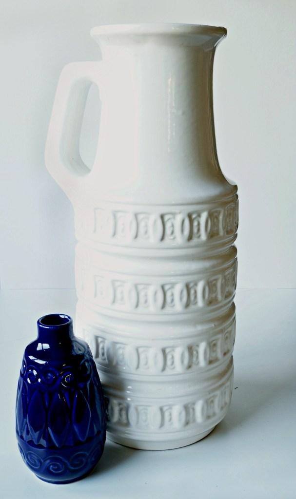 Fat Lava West German pottery