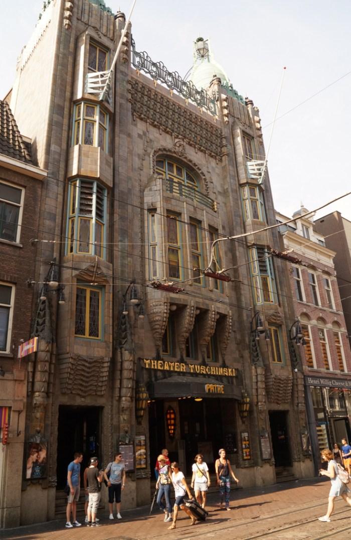 Tushinski Theater