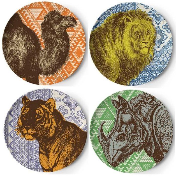 critter plates 5