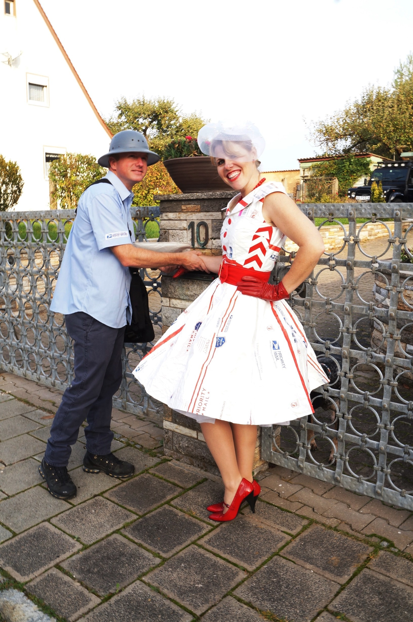 Halloween fun mail order bride and mail man dsc06170 sciox Choice Image