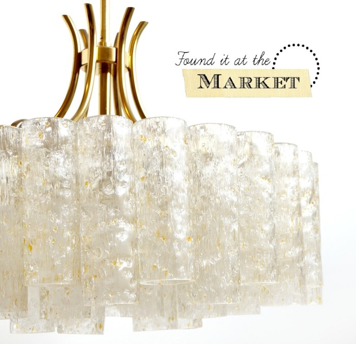 Found it at the Market – Doria Chandelier