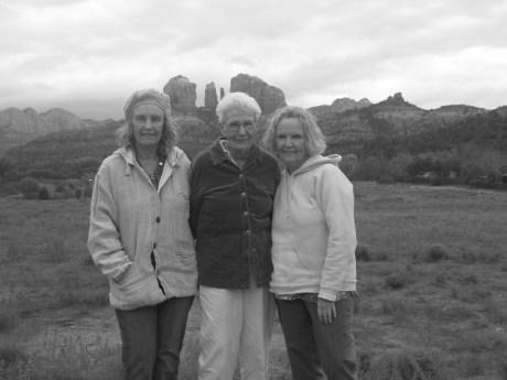 Diane, Irene and Mary
