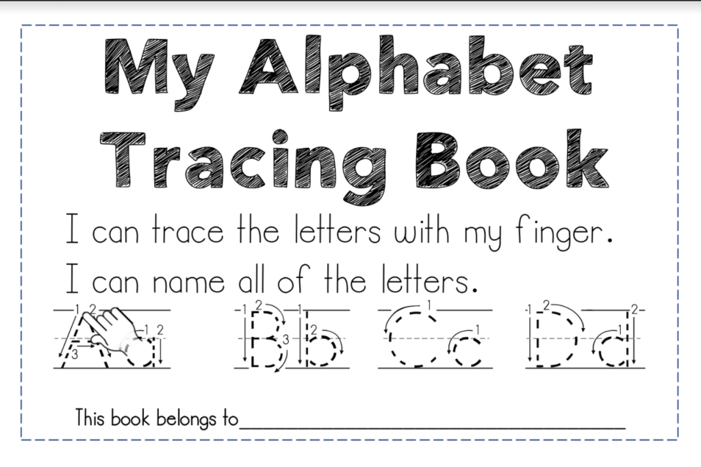 Letter Identification and a Free Resource