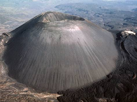 Image result for cinder cone volcano