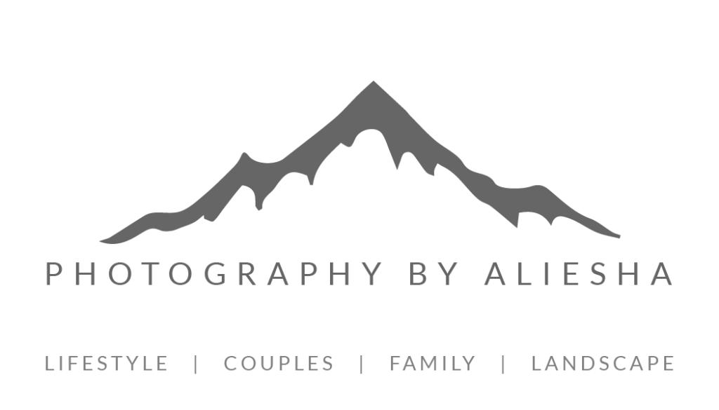 Photography by Aliesha logo