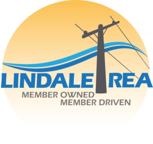 Lindale REA logo and brand design by Maggie Ziegler artist and designer form Courtenay BC